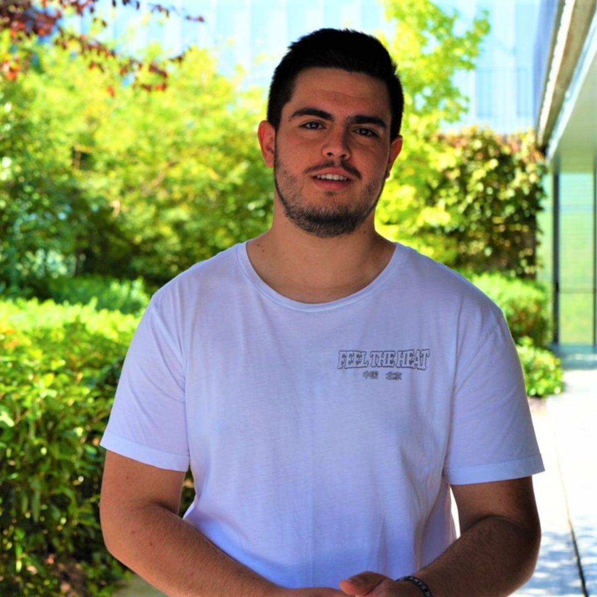 Entrevista Unihabit Bernat Ortega universitario