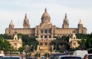 Erasmus en Barcelona MNAC