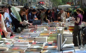 Erasmus en Barcelona Sant jordi