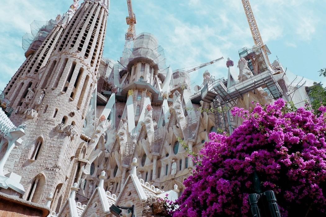 Experiencia Erasmus Barcelona city