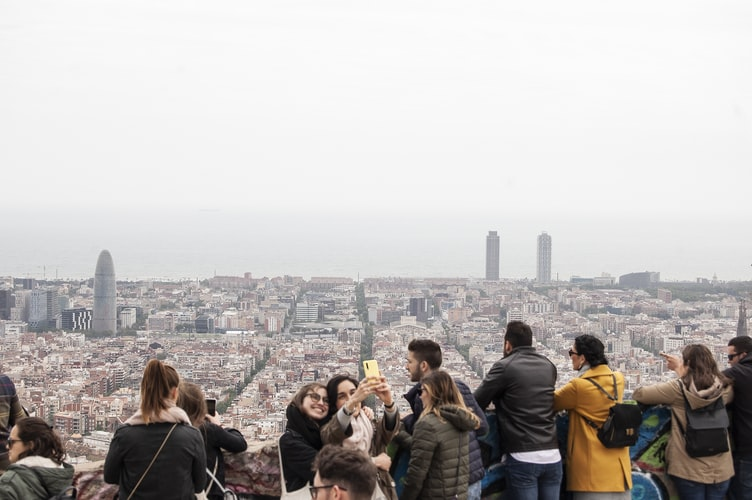 Experiencia Erasmus Barcelona bunkers
