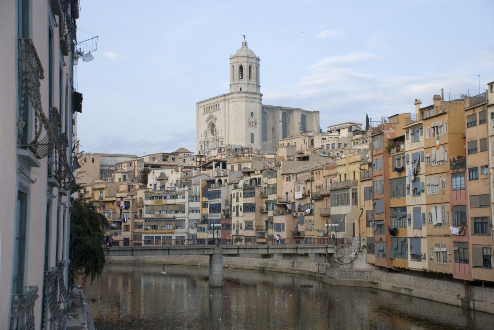 Study in Girona