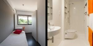 Habitació indiv Unihabit Girona