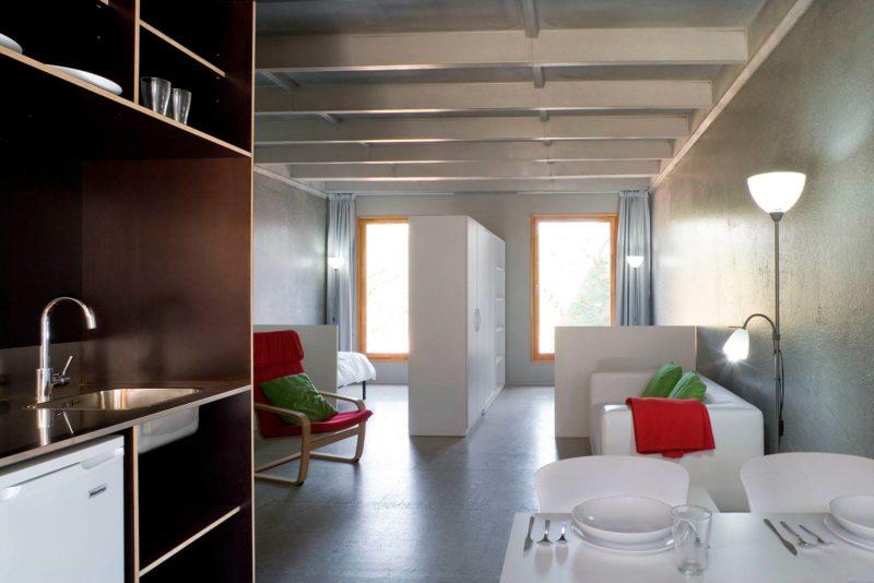 Habitacion en sant cugat habitaciones residencias universitarias Unihabit