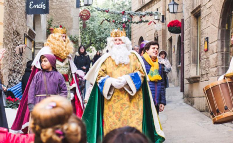 Que hacer en Barcelona para Reyes