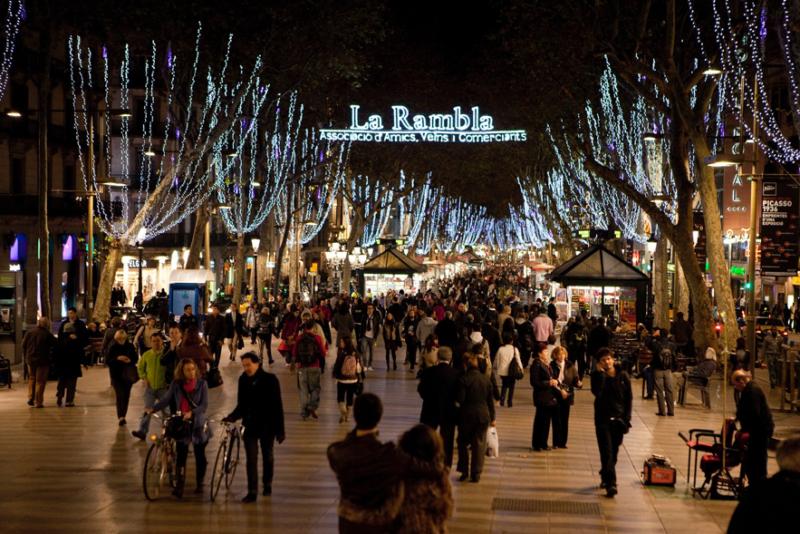 Que hacer en Navidad en Barcelona