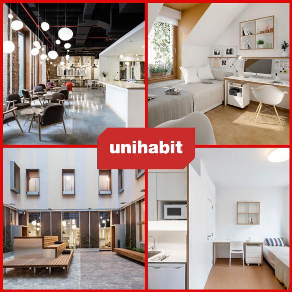 Residencia Unihabit Ciutat Vella