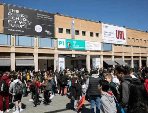 Saló de l'Ensenyament 2021: Come and take a look at all our educational offers!