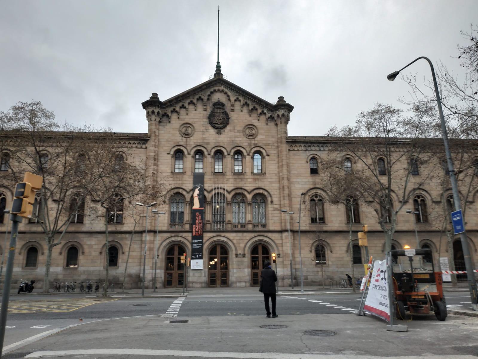 Universitat de Barcelona 1