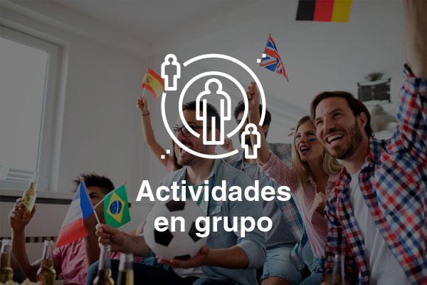 actividades grupo