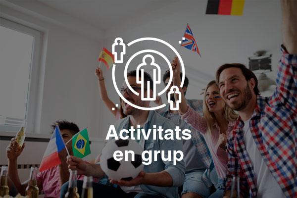 activitats en grup