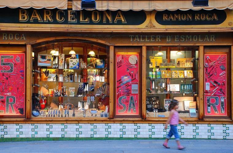 blog botigues de barri barcelona