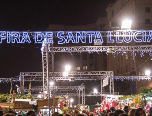 Pels universitaris de Barcelona: la Fira de Santa Llúcia