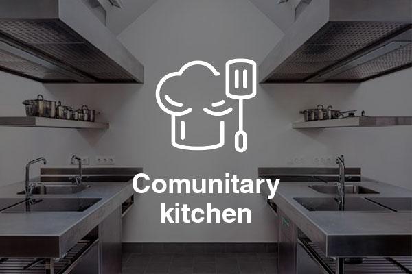 comunitary kitchen