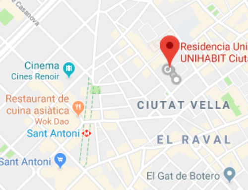 Where to live in Barcelona? Discover Unihabit university residences
