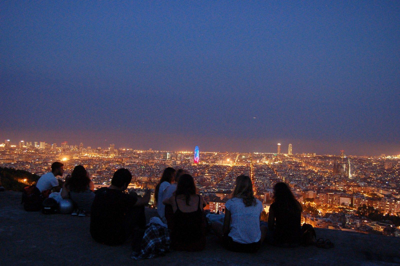 Erasmus en Barcelona