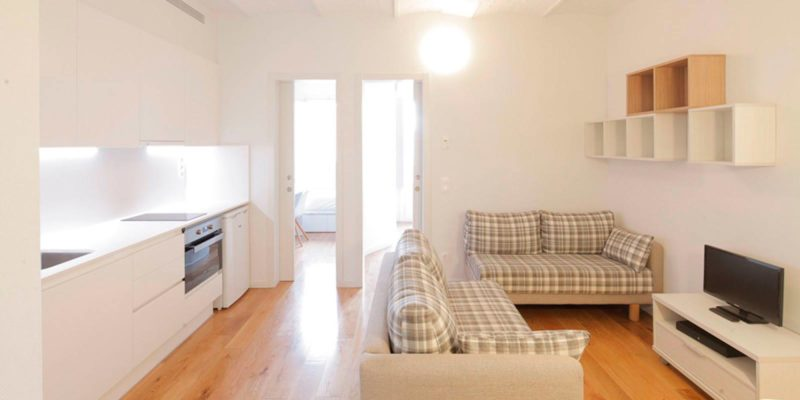 habitacion en Gracia habitaciones residencias universitarias Unihabit