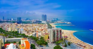 best Erasmus destinations barcelona