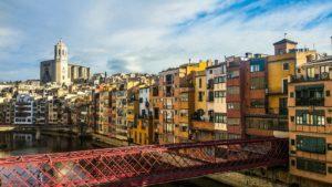 best Erasmus destinations girona