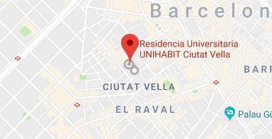 donde vivir en barcelona unihabit