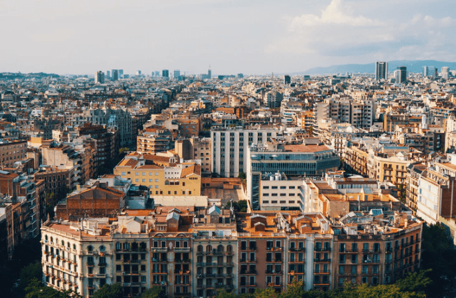 on viure a barcelona