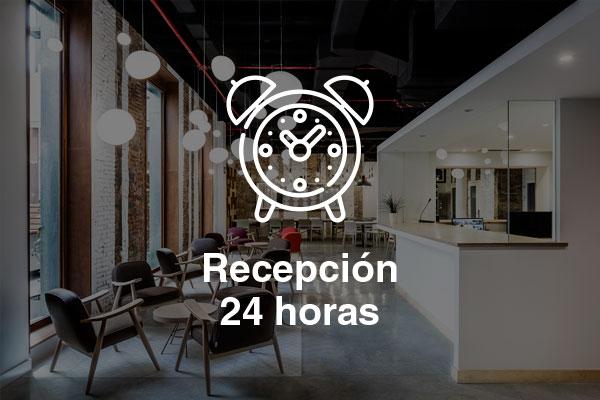 recepcion 24 horas