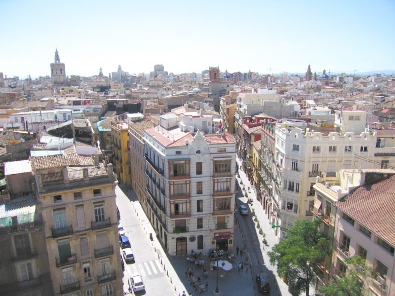 residencia universitaria equipada con cocina en Ciutat Vella 1