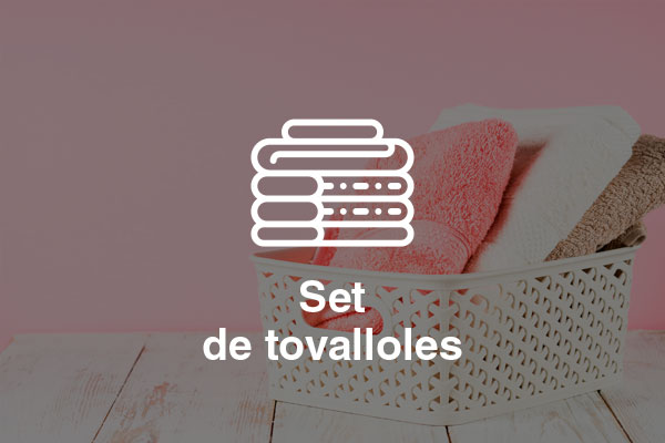 set tovalloles