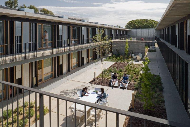 residencias seguras para estudiantes internacionales