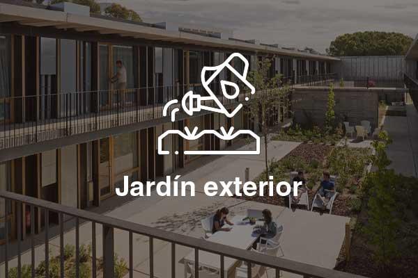 jardin exterior ESP