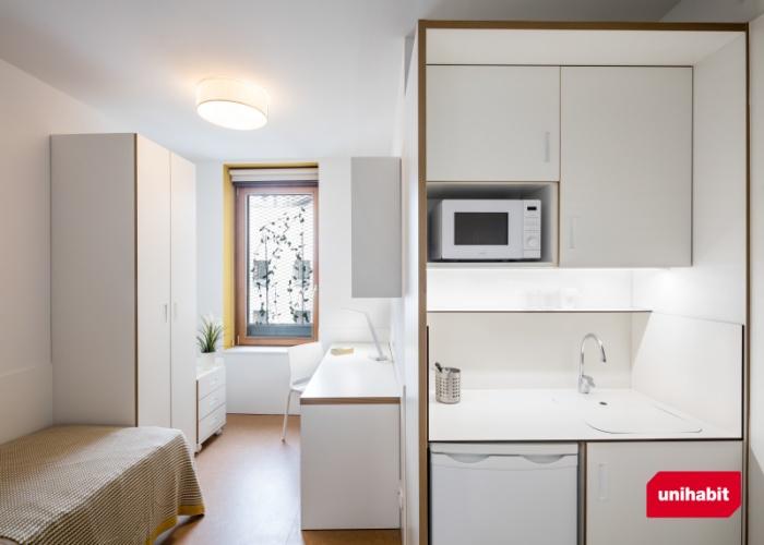 ¿Cómo elegir habitaciones en una residencia universitaria?