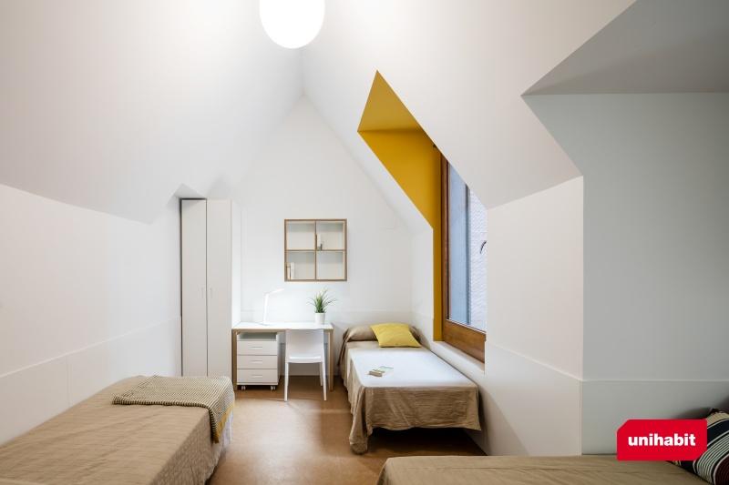 cómo elegir habitaciones en una residencia universitaria